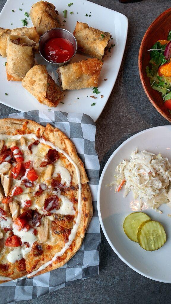 KCs Alley pizza